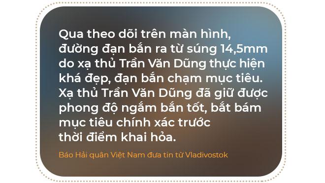 Xạ thủ tàu 016 Quang Trung bắn súng máy 14,5 ly thắng Trung Quốc: Cứ giơ súng lên bắn là trúng thì chỉ có trên tivi... - Ảnh 2.