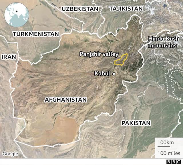 Hết máy bay lạ đến không quân ma nã đòn không kích vào Panjshir: Điều gì đang diễn ra? - Ảnh 2.