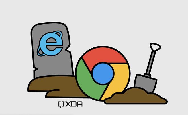 Từ một trình duyệt non trẻ, Google Chrome đã đánh bại ông hoàng Internet Explorer chỉ trong 4 năm như thế nào? - Ảnh 1.