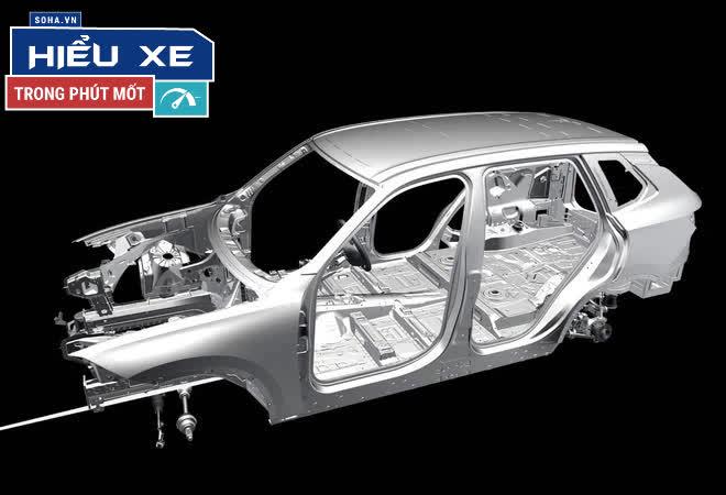 VinFast Lux SA2.0 có thứ khiến phần đầu nát bét mà khoang lái vẫn vô sự, chất Việt trên xe còn ấn tượng hơn! - Ảnh 3.