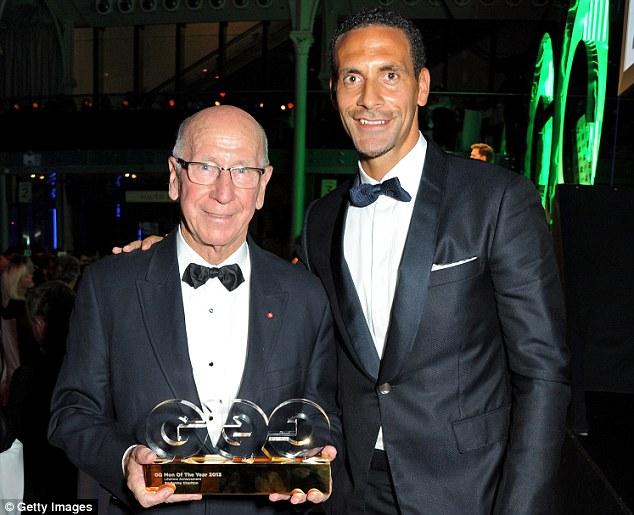 Huyền thoại Man United nhận giải Thành tựu trọn đời