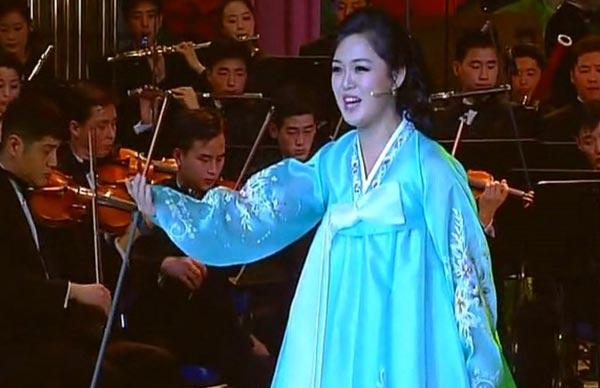 Bà từng biểu diễn ở các buổi hòa nhạc lớn tại Triều Tiên.