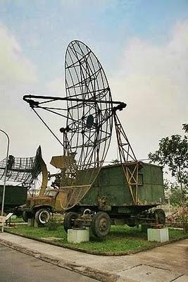 Radar đo độ cao SIDE NET