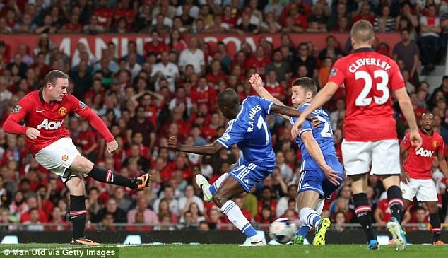 Rooney đã chơi hay đêm qua và được Daily Mail cho 7 điểm, số điểm cao nhất trận