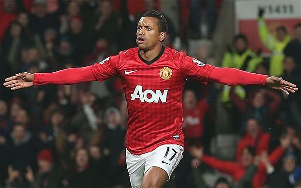 Nani được cho là đã gia hạn HĐ với Man United