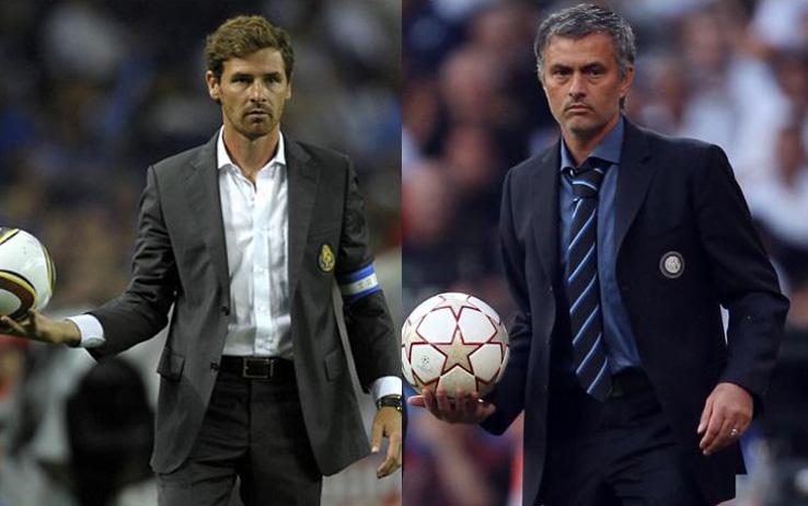 Villas-Boas vẫn được gọi là Người đặc biệt phiên bản 2 vì có nhiều điểm giống Jose Mourinho