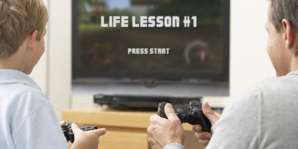 bài học cuộc sống từ game