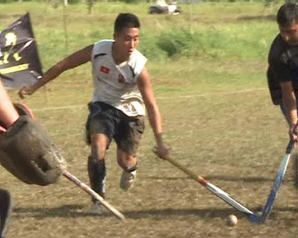 Sự nhiệt huyết của đội hockey Việt Nam không được đánh giá cao!