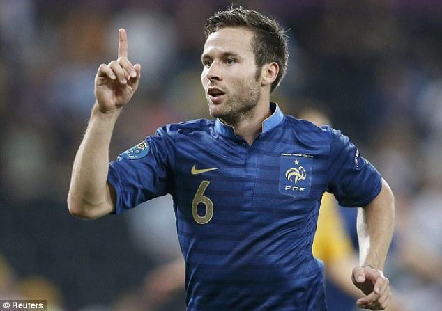 Trở lại Ligue 1 cũng không phải là lựa chọn tồi đối với Cabaye khi anh được chơi bóng cùng nhiều ngôi sao lớn