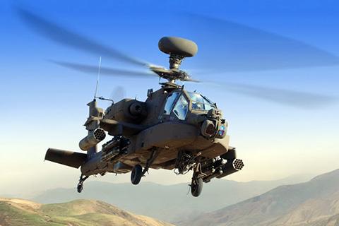 Trực thăng AH-64 Apache