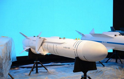 Theo báo Nga, Việt Nam bắt đầu tạo ra năng lực sản xuất tên lửa chống hạm Kh-35UV (có nguồn gọi là Kh-35EV) trong năm 2013.