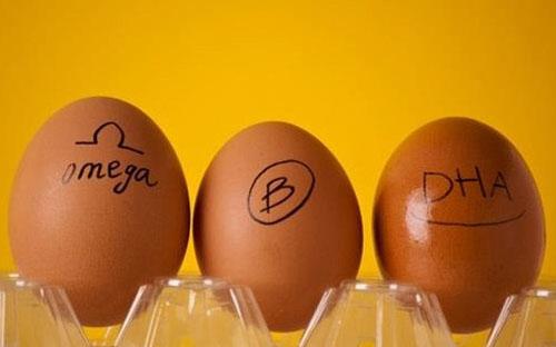 Trứng gà omega-3: tốt đấy nhưng đừng lạm dụng 1