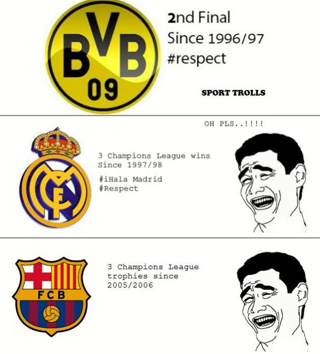 Vẫn là Real và Barca bá đạo