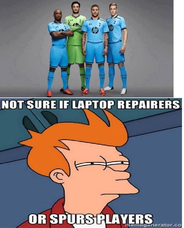 Cầu thủ Tottenham hay nhân viên sửa chữa của HP?
