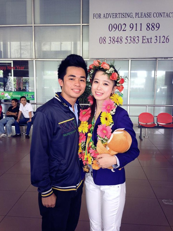 Hot girl Taekwondo Châu Tuyết Vân khoe loạt ảnh rạng rỡ ngày trở về 10