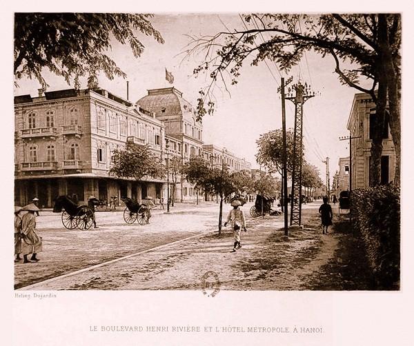 So sánh hình ảnh Hà Nội và Paris cuối thế kỷ 19 9