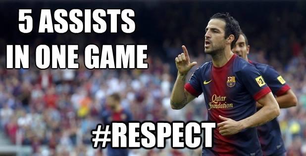 Đó là lý do Fabregas ở lại Barca