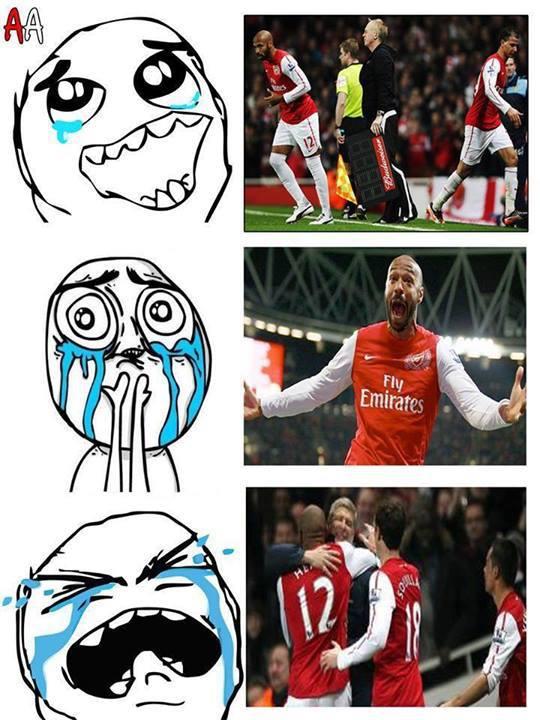 Chỉ fan Arsenal mới hiểu
