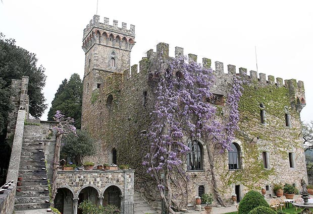 Lâu đài thơ mộng nơi Watcott kết hôn