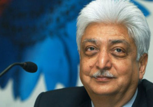 Tỉ phú giàu thiện tâm Azim Premji