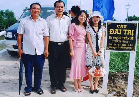 Top 5 tieu thu giau co va xinh dep nhat Viet Nam