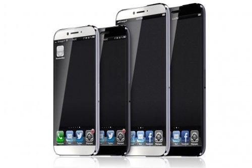 Martin Hajek tin rằng iPhone 6 sẽ có 2 cỡ màn hình khác nhau.