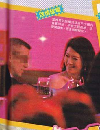3 sao nữ của TVB lộ ảnh đi hầu rượu đại gia 6