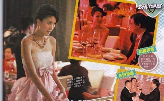 3 sao nữ của TVB lộ ảnh đi hầu rượu đại gia 7