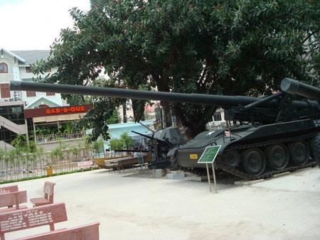 Các loại pháo đáng gờm trong chiến tranh Việt Nam