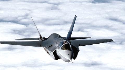 F-35 - máy bay chiến đấu tàng hình thế hệ thứ 5 của Mỹ sản xuất