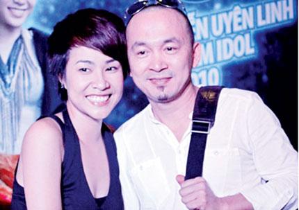 Ca sỹ Uyên Linh: Quốc Trung làm bố thích hợp hơn làm người tình 1