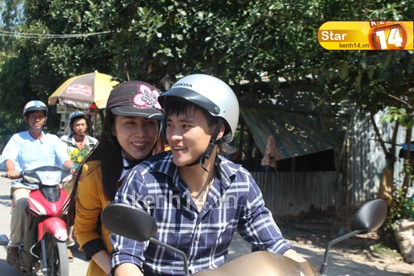 Sao Việt và những kỷ niệm cùng... xe máy 2