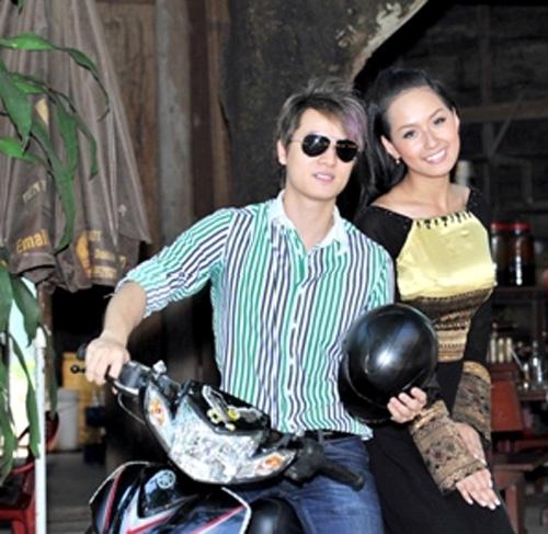 Sao Việt và những kỷ niệm cùng... xe máy 5