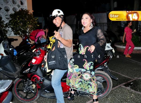 Sao Việt và những kỷ niệm cùng... xe máy 8