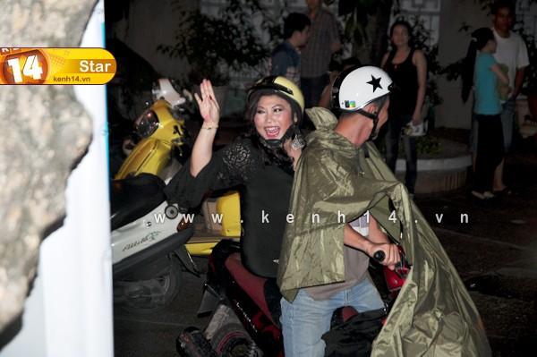 Sao Việt và những kỷ niệm cùng... xe máy 9
