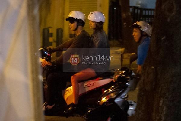 Sao Việt và những kỷ niệm cùng... xe máy 16