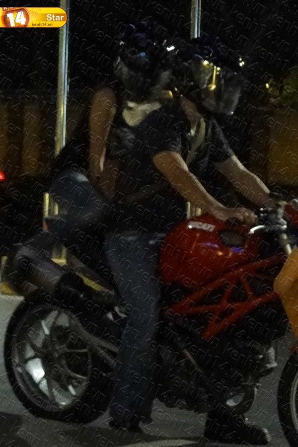 Sao Việt và những kỷ niệm cùng... xe máy 20