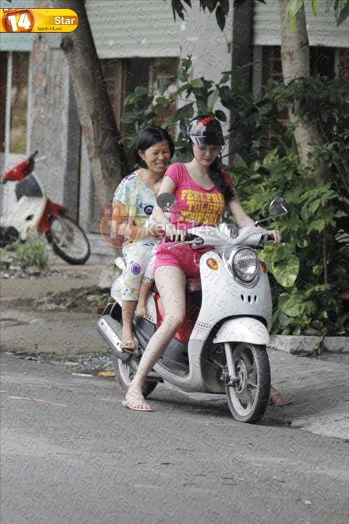 Sao Việt và những kỷ niệm cùng... xe máy 22