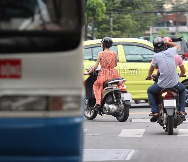 Sao Việt và những kỷ niệm cùng... xe máy 28
