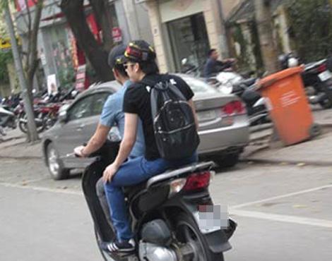 Sao Việt và những kỷ niệm cùng... xe máy 30
