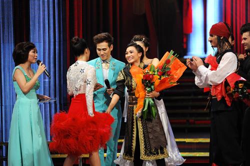 Sao Việt mất điểm vì gameshow