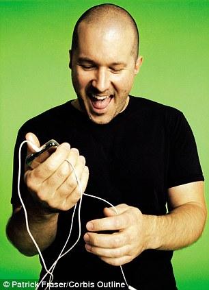 """Jony Ive: """"Người cứu rỗi"""" Apple khi đang """"hấp hối"""" 5"""