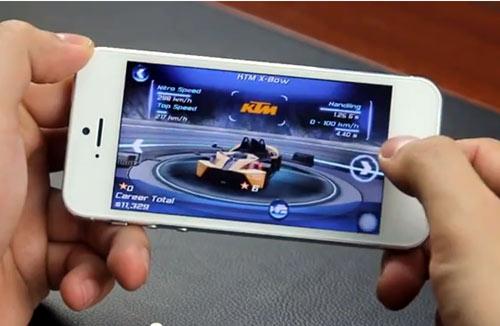 3 mẫu smartphone siêu copy cấu hình khủng, Thời trang Hi-tech,