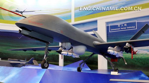 Bí mật 'bẩn thỉu' của Trung Quốc trong chương trình UAV
