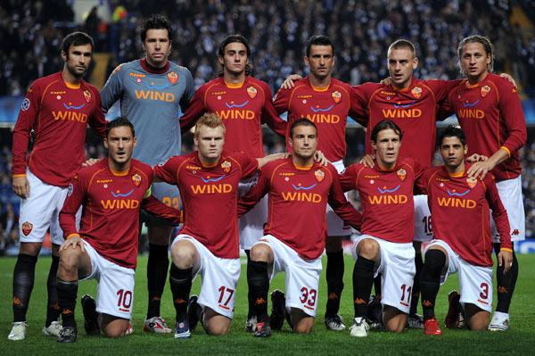 CLB AS Roma sẽ không sang Việt Nam thi đấu như kế hoạch. Ảnh: Getty