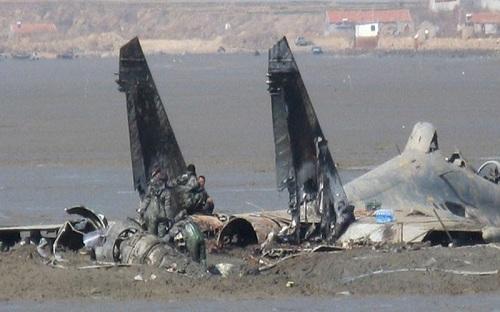 Tính tới thời điểm hiện tại dù chưa công bố nguyên nhân chính xác liên quan tới việc máy bay rơi, nhưng theo suy đoán thì chiếc máy bay Su-27 này bị cho là hỏng động cơ cũng như bị kẹt phần thủy lực đẩy ghế cho phi công thoát hiểm dẫn tới cái chết thương tâm của 2 phi công điều khiển máy bay.