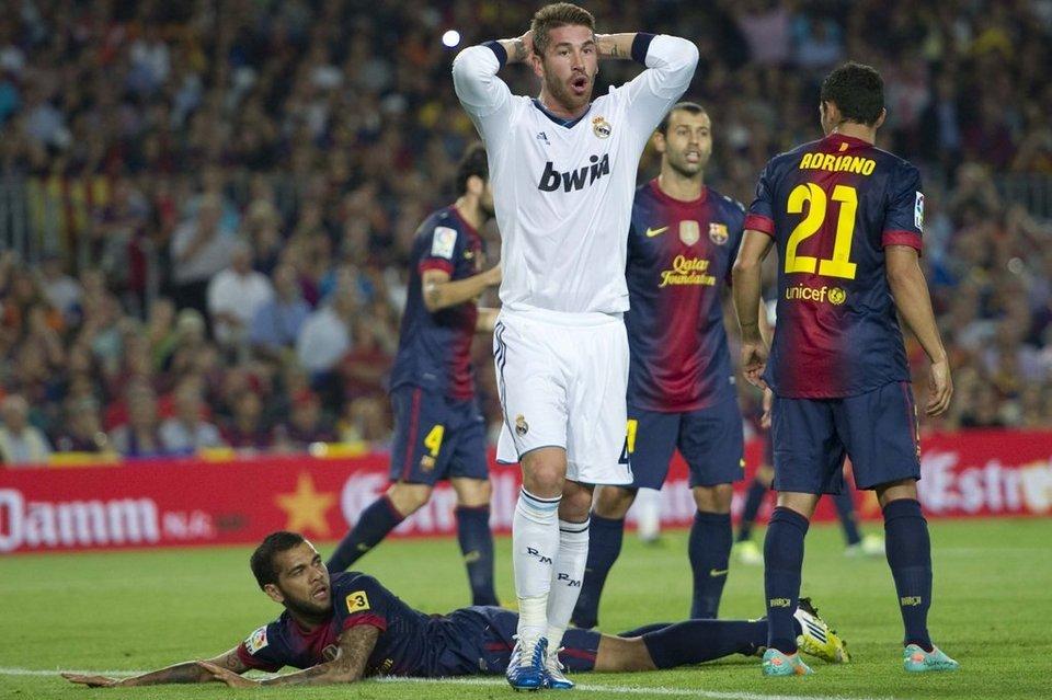 Ramos là một trong những mục tiêu theo đuổi của Barca - Ảnh: MD