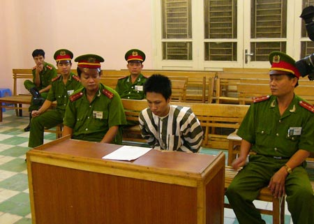 Giây phút cuối cùng cuộc đời tử tù khét tiếng