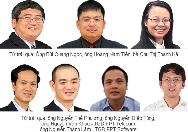 Những ai có khả năng ngồi vào ghế Tổng giám đốc FPT? (1)