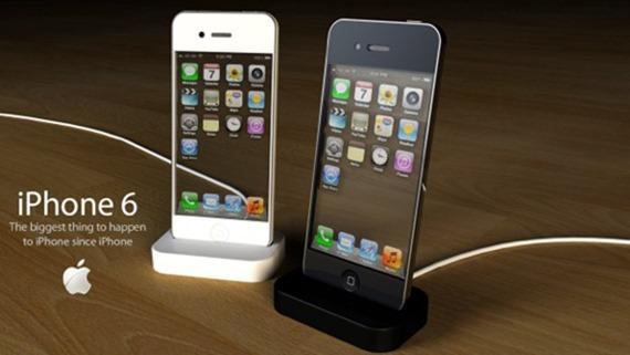iPhone 6 với màn hình trong suốt và chip xử lý A7 1